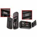 Qualitäts Funkfernauslöser kompatibel mit Panasonic Lumix DMC FZ100, DMC FZ50, DMC FZ30, DMC FZ-25, DMC FZ-20, L1, L10, LC1, G10, G2, GH2, G1, GF1, GH1