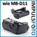 Qualitaets Profi Batteriegriff von Vertax fuer Nikon D7000 wie der MB-D11 - fuer 2x EN-EL15 oder 6 AA Batterien