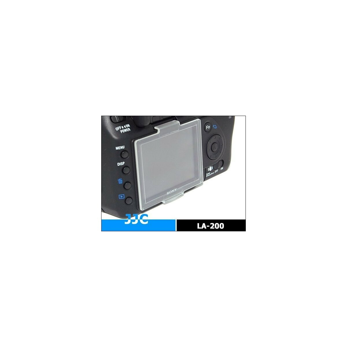 Monitorschutzkappe fuer Sony A200 wie PCK-LH2AM