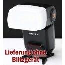 Diffusor, Softbox, Weichmacher, Bouncer kompatibel für Sony HVL-F43 AM, HVL-F43AM, HVLF43AM