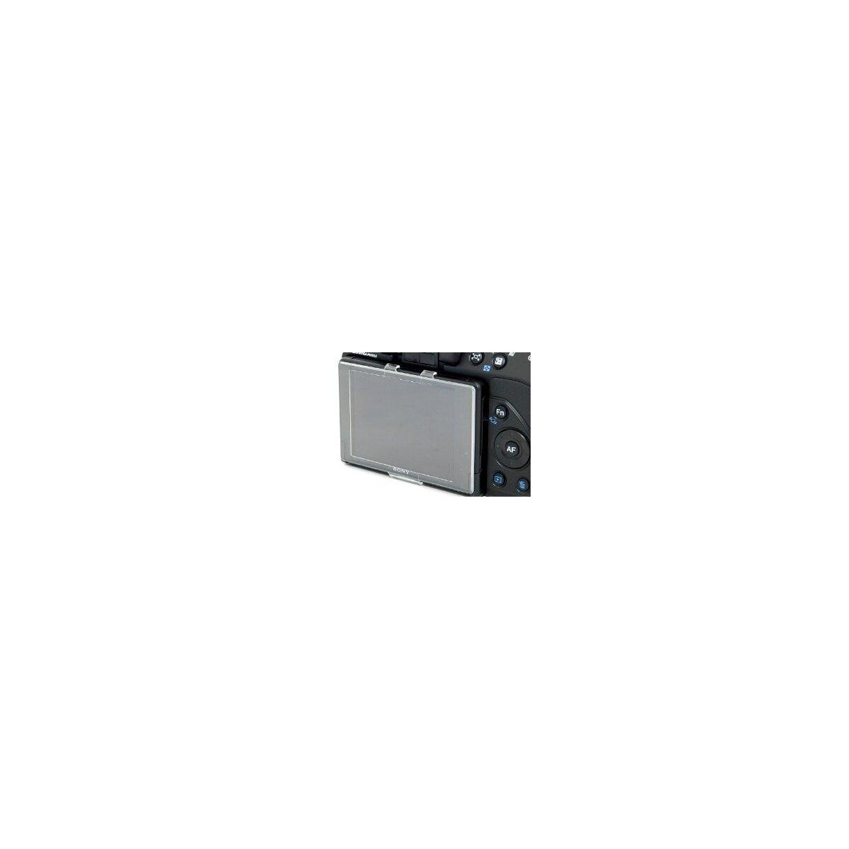 Displayschutz kompatibel mit Sony A500, A550, A580 - LCD ** Monitorschutz - Schutzabdeckung- Cover- Bildschirmschutz-Monitorschutzkappe