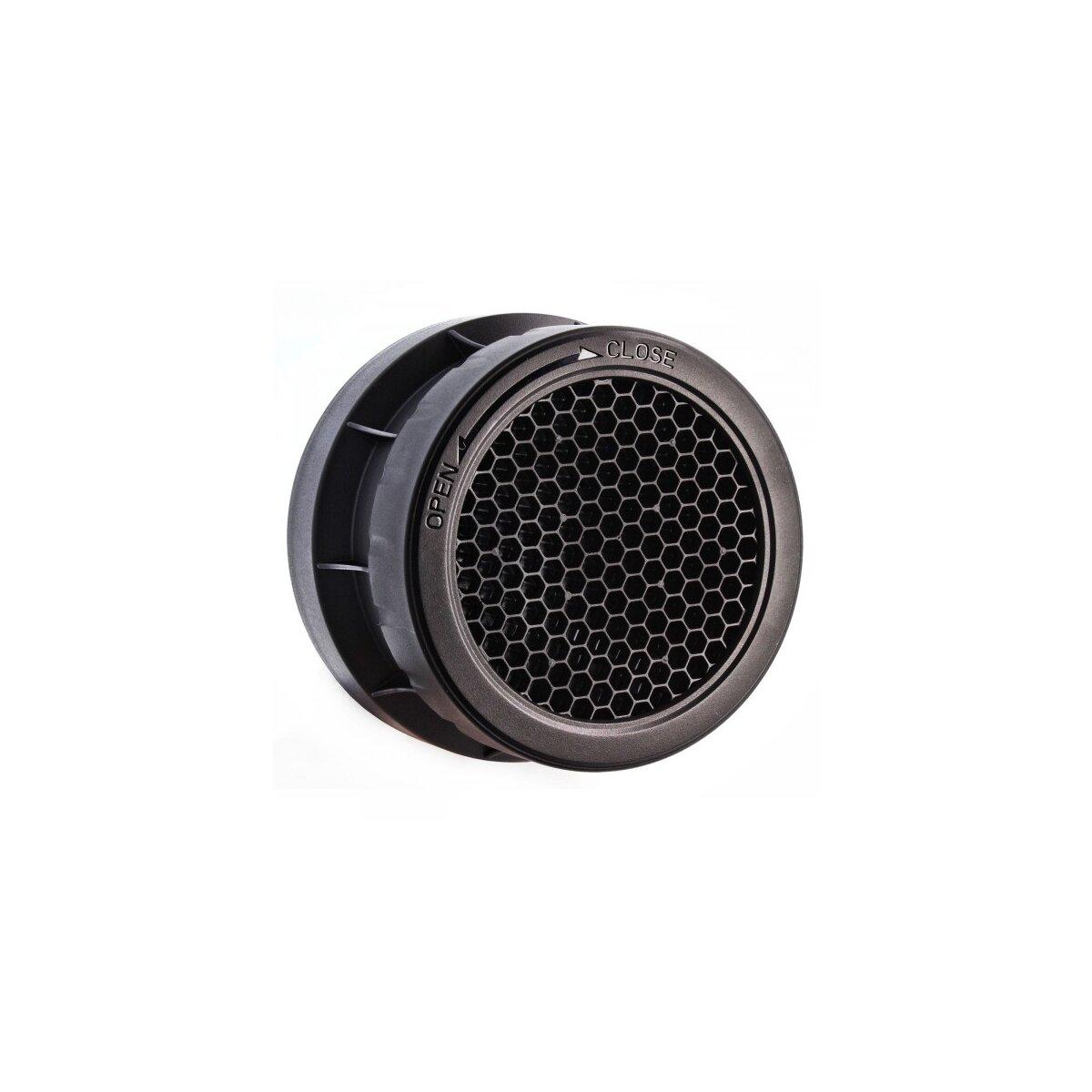 JJC Aufsteck Wabenaufsatz (Wabe, Wabenvorsatz, Lichtformer) kompatibel mit Nikon SB 900 / SB 910