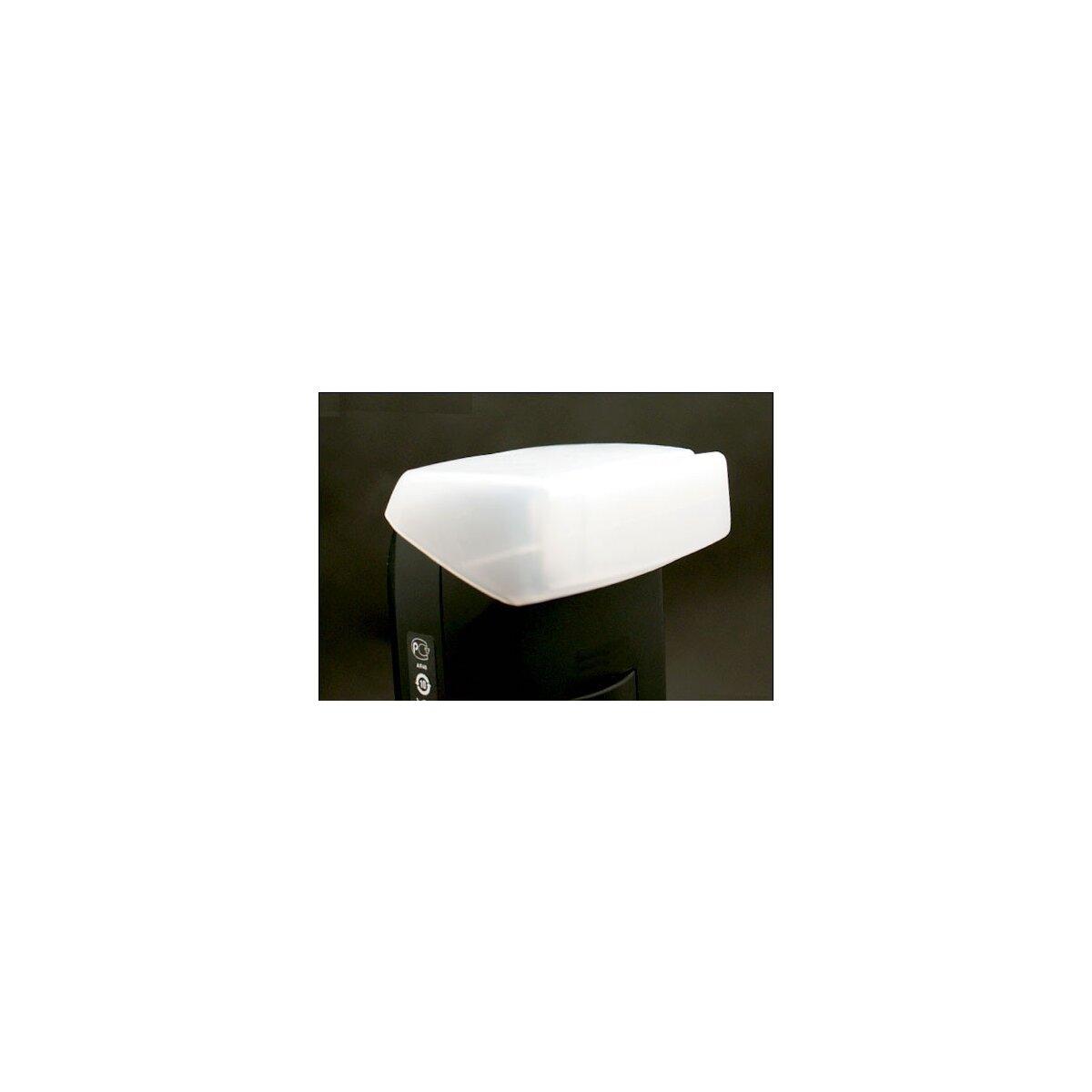 JJC Diffusor, Softbox, Weichmacher, Bouncer kompatibel mit Canon Speedlite 220 EX, 220EX