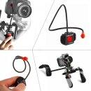 Infrarot Ausloeser für Video & Foto an DSLR Rigs // perfekte Lösung zum starten des Videomodus an Rigs - Ersatz für Canon RC-6