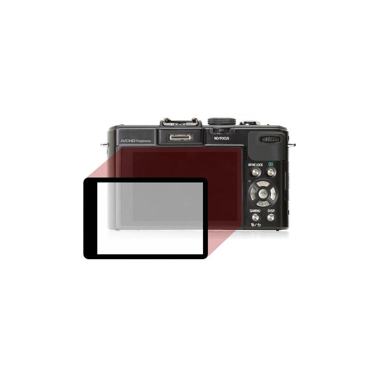 LCD Displayschutz Protector fuer Sony NEX-F3 - ersetzt Sony PCK-LM10