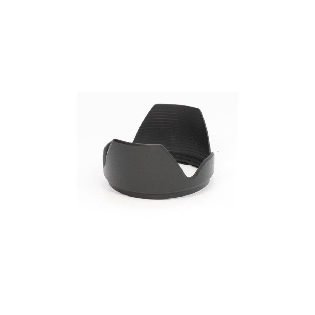 Sonnenblende Gegenlichtblende kompatibel mit Tamron 18-270mm Macro Lens / Tamron 17-50mm – Ersatz für AB003