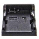 EN-EL14 Ladeschale Adapter fuer Multi DSLR 12000 mAh...