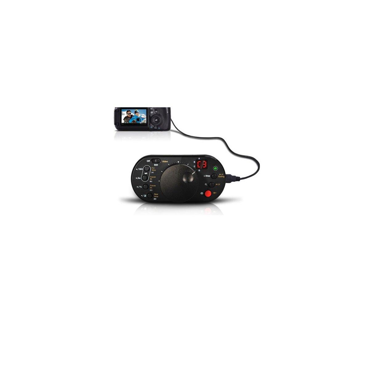 Aputure V-Control Kamera- und Videoausloeser inkl. Fernsteuerung fuer Canon