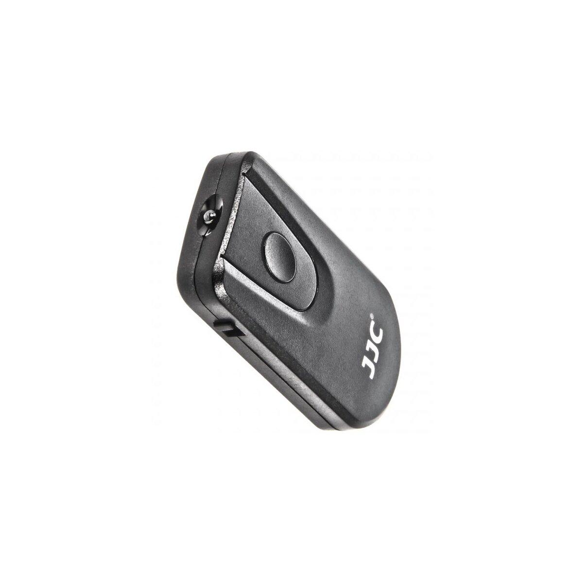 JJC IS-S1 Infrarot Fernauslöser kompatibel für Sony A6000 A900 A700 A580 A560 A550 A500 A450 A390 A380 A330 A290 A230 A7II A7 A7R A7S A99 A77II A77 A65 A57 A55 A33 NEX: 7, 6, 5T, 5R, 5N, 5