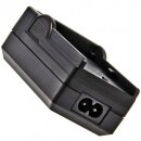 Minadax® Ladegerät 100% kompatibel für Canon NB-11L inkl. Auto Ladekabel, Ladeschale austauschbar