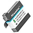 Minadax Qualitätsakku mit echten 1160mAh kompatibel...