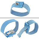 Minadax® ESD Protection SET | Blue Antistatic Mat - Wrist Cuff - Earth Cable | Incl. Accessoires