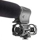 JJC MIC-3 Universelles Kondensator-Richtmikrofon für Videografie