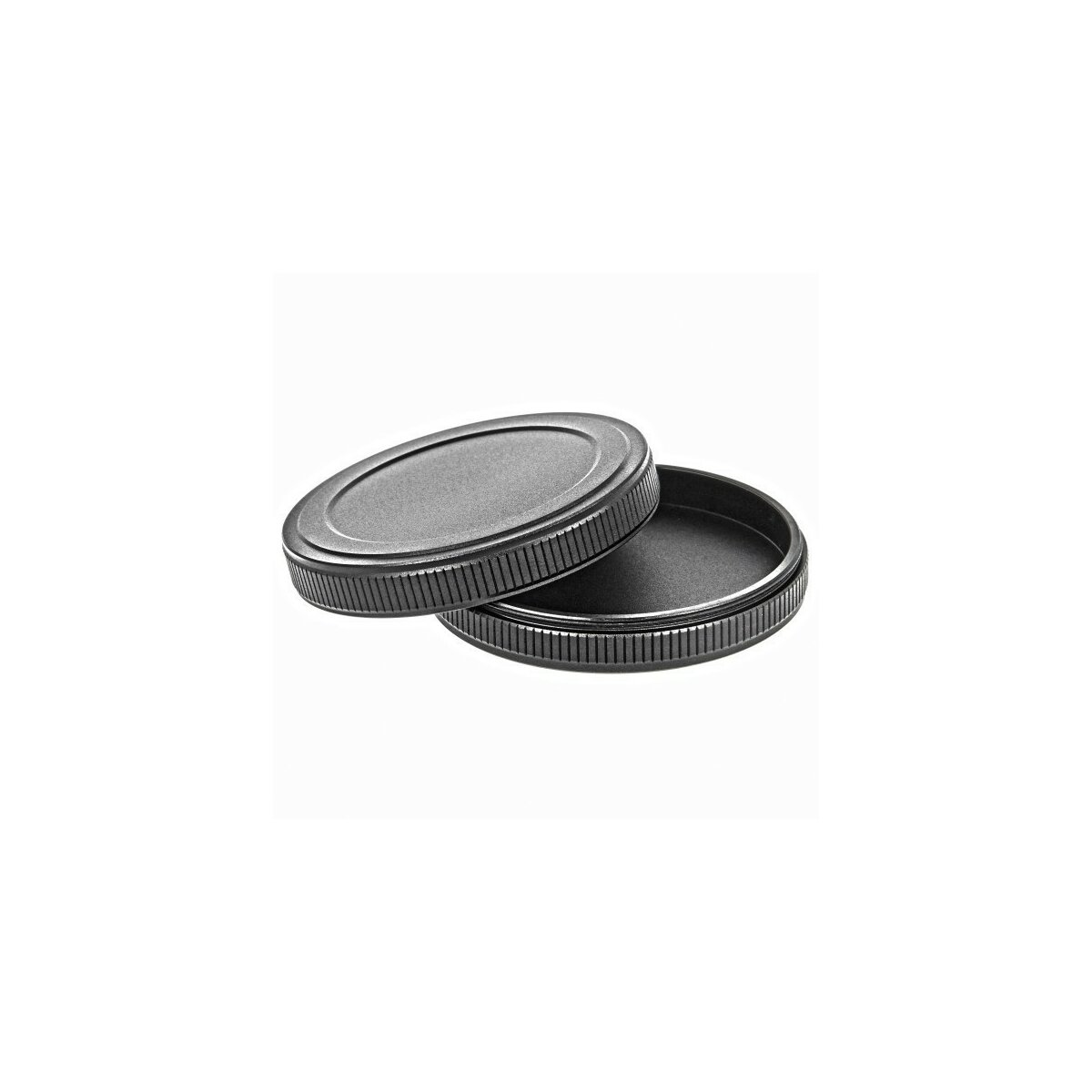 Aluminium Filter-Schutzdeckel / Schraub-Filterkappen fuer 77mm Filter - JJC SC-77