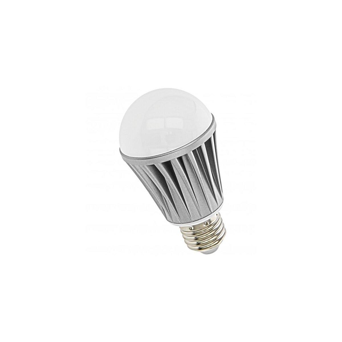 Minadax® dimmbare Multicolor LED Gluehbirne mit 16 Mio Farben 7,5 Watt A+ fuer E27 Sockel - Steuern Sie die Farbe Ihres Lichtes ueber Bluetooth 4.0