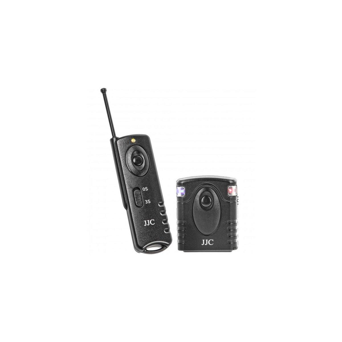 Funk Fernauslöser für Canon kompatibel zu EOS 50D, 40D, 7D, 6D, 5D Mark IV, 5D Mark III uvm - JJC JM-A