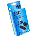 Funk Fernausloeser kompatibel für Sony & Minolta, Ersetzt RM-S1AM / RC-1000S/ RC-1000L - JJC JM-F kompatibel zu A900, A700, A99, A77 uvm