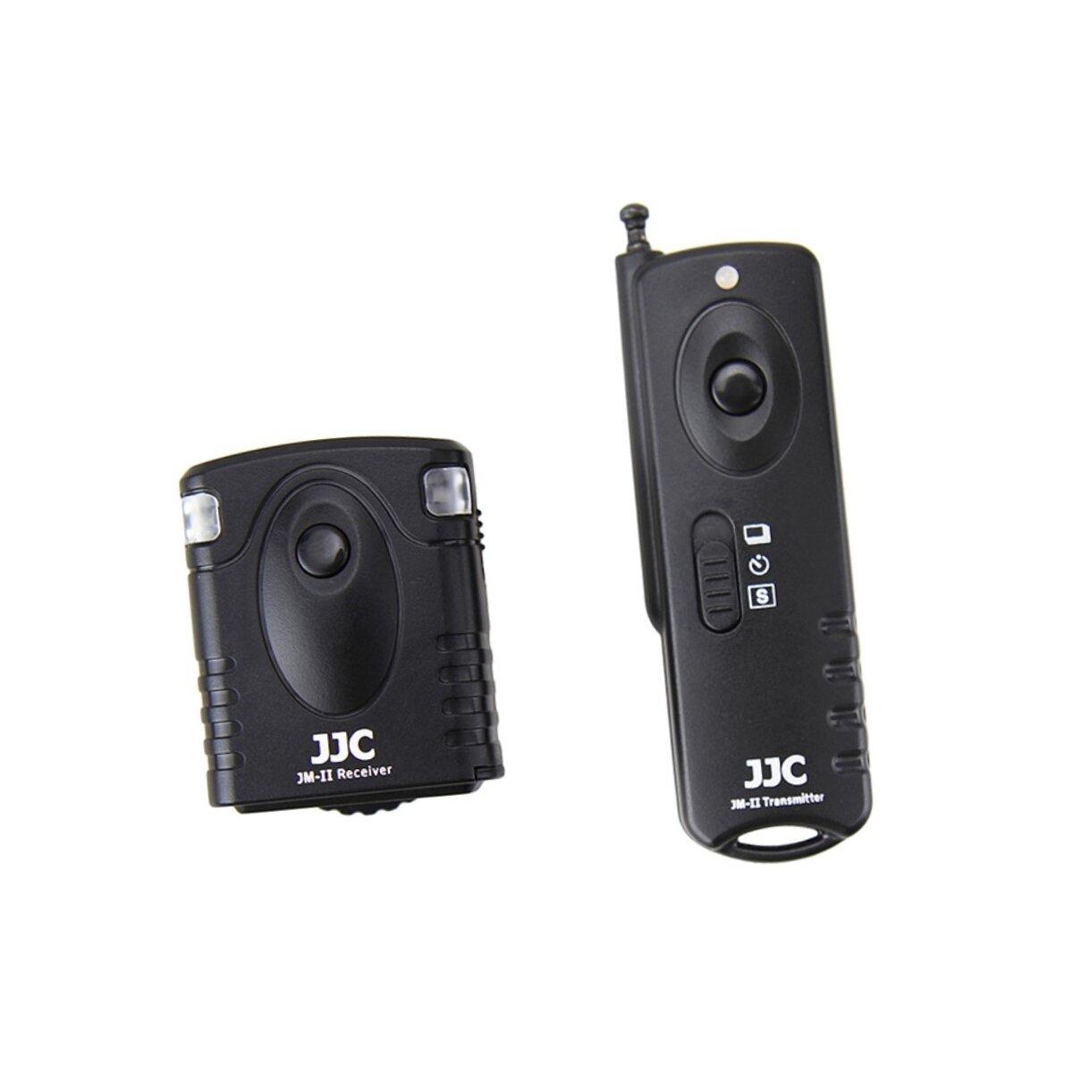 Impulsfoto Funk Fernauslöser für Nikon D90 D600 D610 D3100 D3200 D3300 D5000 D5100 D5200 D5300 D5500 D5600 D7000 D7100 D7200 D7500 Df P7700 P7700 P7800 Z 5 Z6 Z6II Z7 Z7II P1000