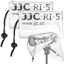 JJC RI-5 Kamera-Regenschutz | Für DSLR-Kameras Mit Objektiv Von Bis Zu 45cm Länge | 2 Regenschutzhüllen pro Packung