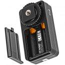 Kamera Funkauslöser Fernauslöser Funkfernauslöser kompatibel mit Canon EOS 5DS, 5DS R, 50D, 40D, 30D, 20D, 10D, 7D Mark II, 7D, 6D, 5D Mark IV, 5D Mark III, 5D Mark II, 5D, 1V Serie, 1D Serie, EOS 3, D60