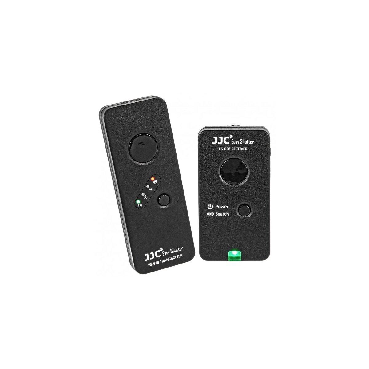 Kamera Funkauslöser Fernauslöser Funkfernauslöser kompatibel mit Nikon D3100, D3200, D3300, D5100, D5200, D5300, D90, D7000, D7100, D7200, D600, D610, D750 uvm