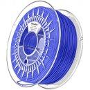 Minadax® 0,75kg Premium Qualitaet 3mm (2,85mm) HIPS-Filament dunkelblau fuer 3D-Drucker hergestellt in Europa