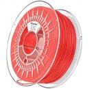 Minadax® 0,75kg Premium Qualitaet 3mm (2,85mm) HIPS-Filament rot fuer 3D-Drucker hergestellt in Europa