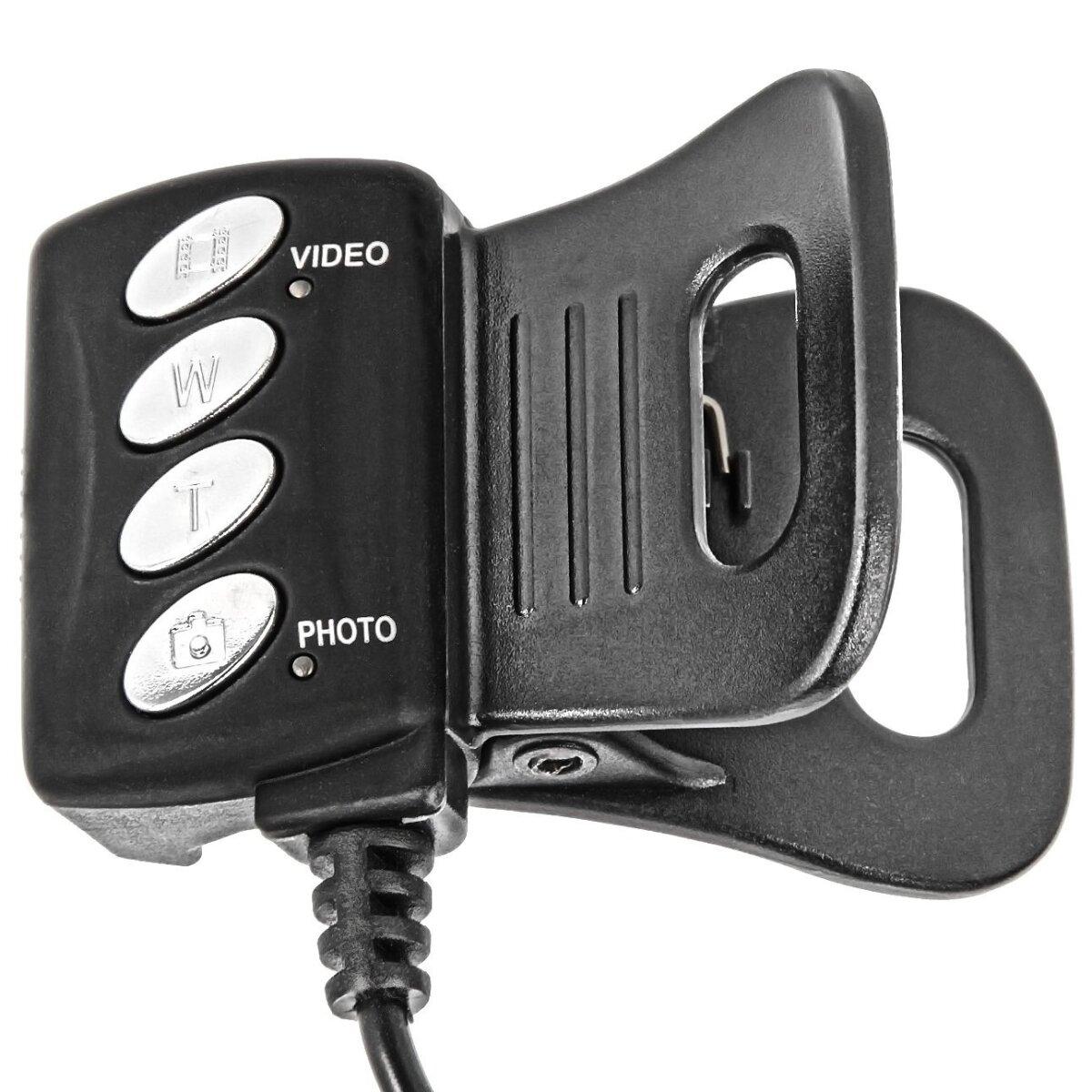 Video-Fernsteuerung kompatibel mit Sony Camcorder mit Lanc oder ACC Anschluss