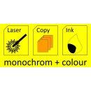 Minadax® 10500 Etiketten, auch fuer Amazon FBA, 63,5 x 38,1 mm, 21x je Blatt, 500 A4 Blaetter, permanent klebend, Made in Germany