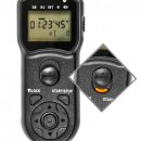 Timer kompatibel mit EOS 5DS, 5DS R, 50D, 40D, 30D, 20D, 10D, 7D Mark II, 7D, 6D, 5D Mark IV, 5D Mark III, 5D Mark II, 5D, 1V Serie, 1D Serie, EOS 3, D60 - Ersatz für RS-80N3