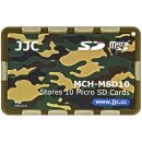 JJC extrem Kompaktes Speicherkartenetui Aufbewahrungsbox...