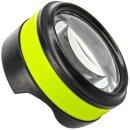 LED Lupenleuchte / Sensorlupe- 5fache Vergroeßerung - USB-Aufladung - Hochgradige Helligkeit stufenweise verstellbar - Keine Verzerrung