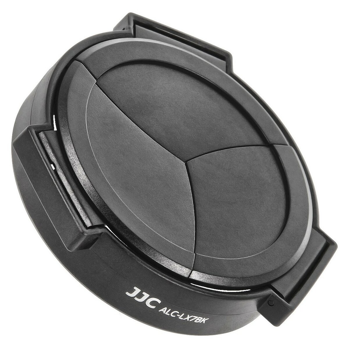 JJC Automatik Objektivdeckel, Frontdeckel fuer Panasonic DMC-LX7 & LEICA D-LUX6 - ALC-LX7 schwarz