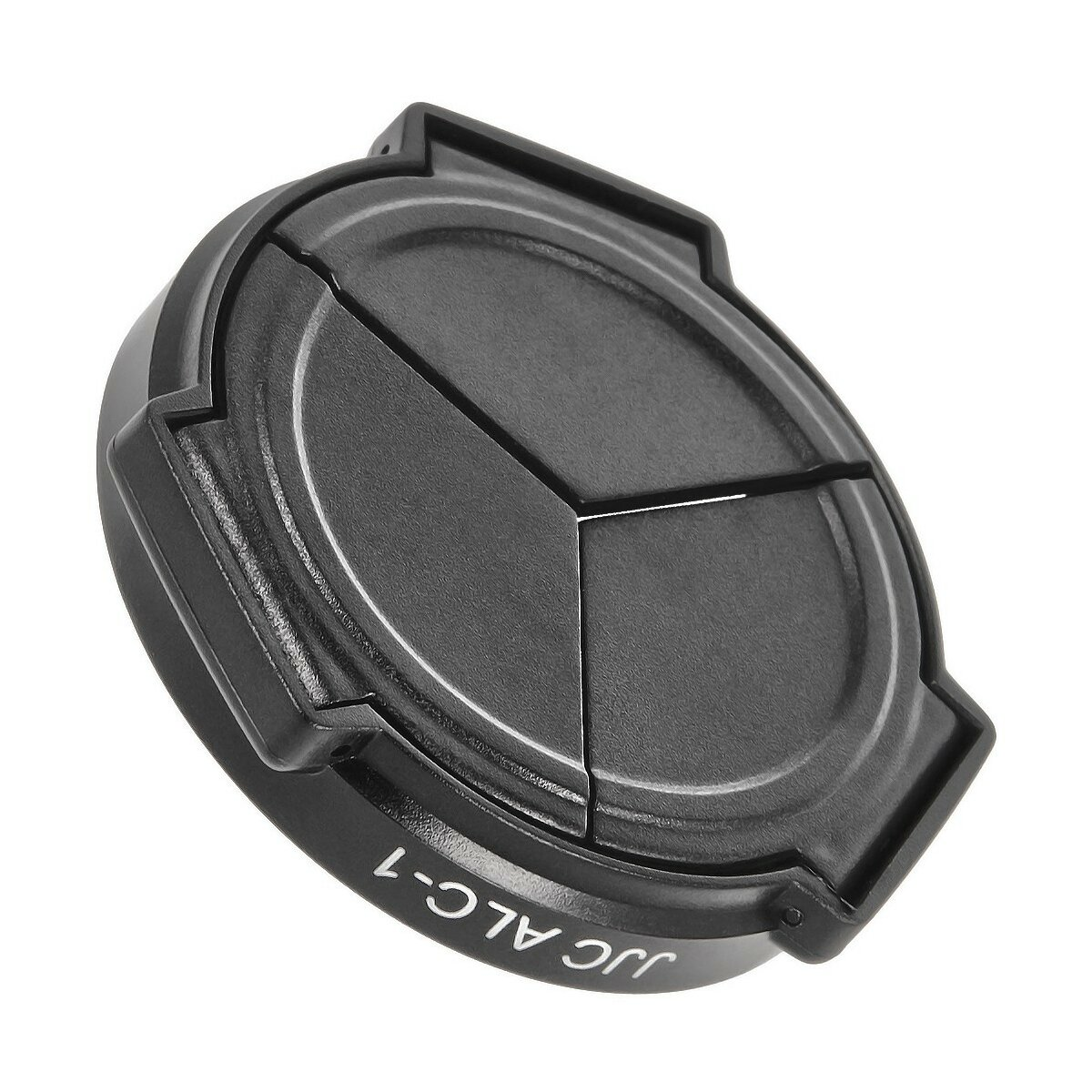 JJC Automatik Objektivdeckel, Frontdeckel fuer RICOH GX-200, GX-100 - ALC-1 schwarz