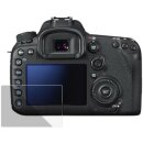 JJC Displayschutzfolie Screen Protector Kratzschutz passgenau kompatibel für Canon EOS 700D, 650D - LCP-700D