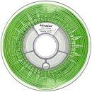 Minadax 0,75kg Premium Qualitaet 3mm (2,85mm) ABS-X-Filament Apfel gruen fuer 3D-Drucker hergestellt in Europa