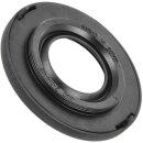 Revolutionärer vollautomatischer Objektivdeckel Objektivkappe Schutzdeckel kompatibel mit Olympus M. ZUIKO DIGITAL ED 14-42 mm f/3.5-5.6 Objektiv