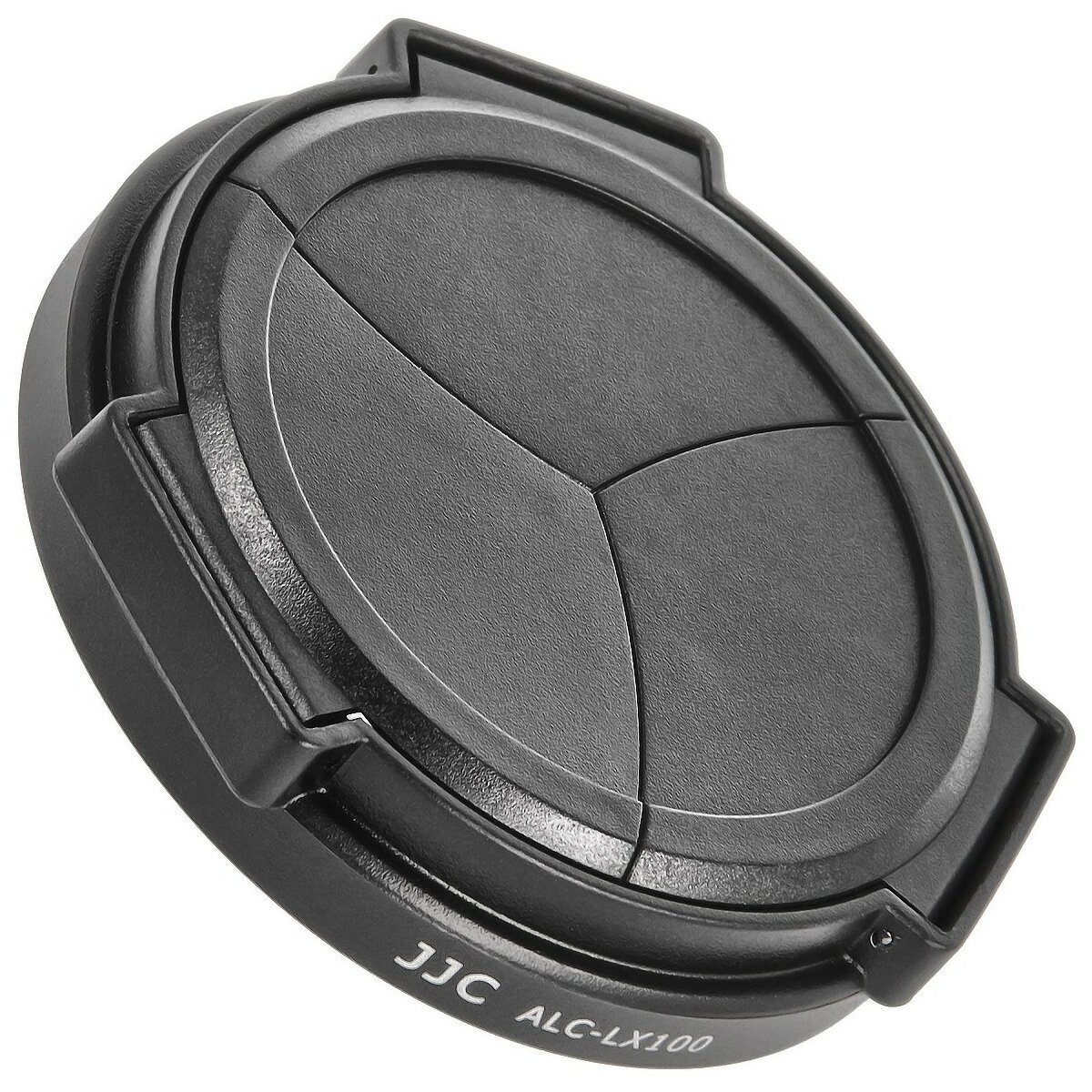 JJC Automatic Lens Cap, Front Cover for Panasonic LUMIX DMC-LX100 - ALC-LX100 Black