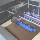Minadax PEI 3D Druckoberfläche Nature 250x250mm 1mm