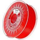 Minadax® 0,75kg Premium Qualität 1,75mm PET-G Filament rot für 3D-Drucker hergestellt in Europa