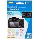 JJC Hochwertiger Displayschutz kompatibel mit Fujifilm X-H1 geeignet Screen Protector aus gehärtetem Echtglas