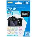 JJC Hochwertiger Displayschutz kompatibel mit PANASONIC Lumix DC-G9 Screen Protector aus gehärtetem Echtglas
