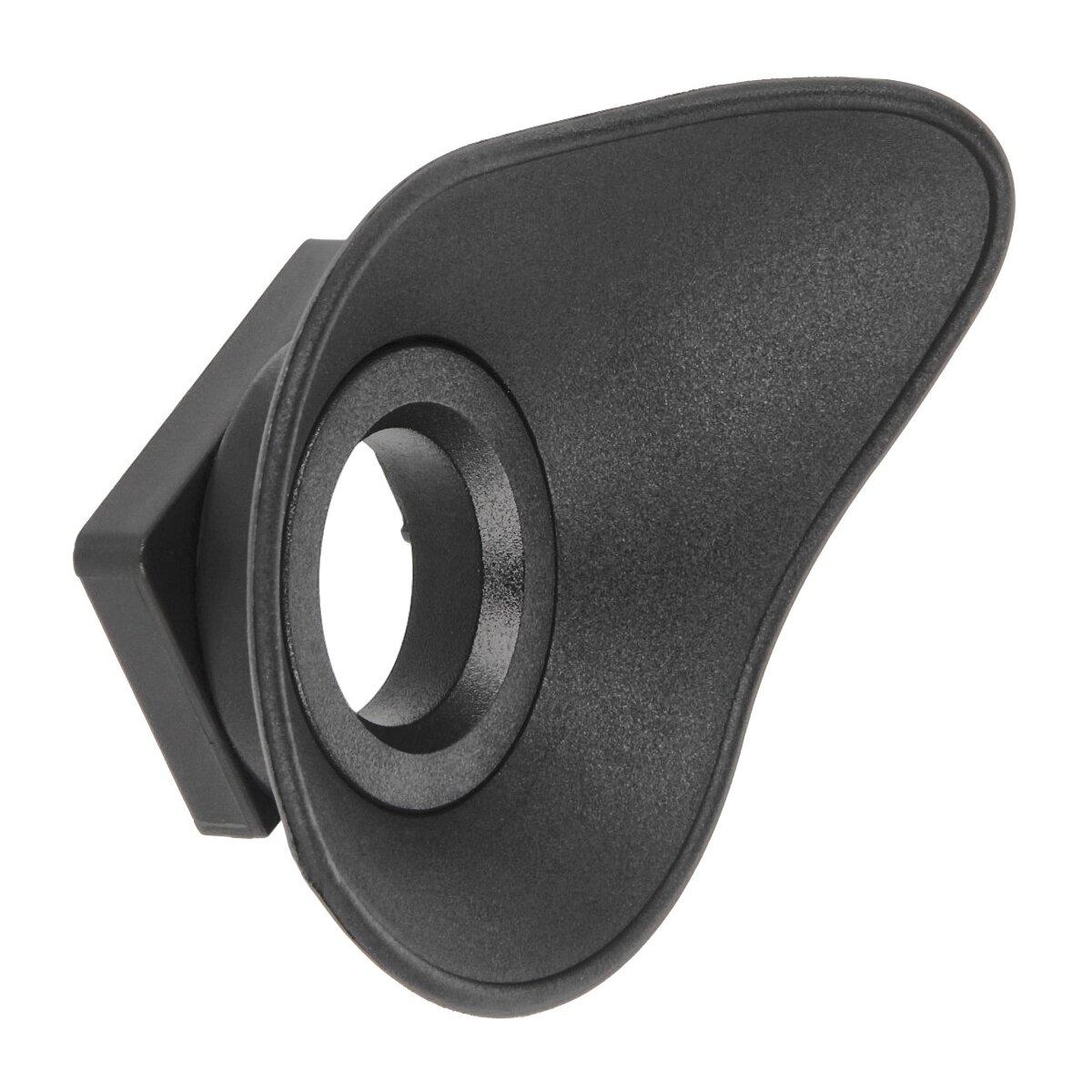 JJC Augenmuschel für Canon ersetzt Canon Augenmuschel EG geeignet für Brillenträger und gegen Streulicht bei augengesteuerter Scharfeinstellung