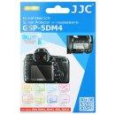 JJC GSP-5DM4 Hochwertiger Displayschutz Screen Protector aus gehärtetem Echtglas kompatibel mit Canon EOS 5DM4,5DM3,5DS,5DS R