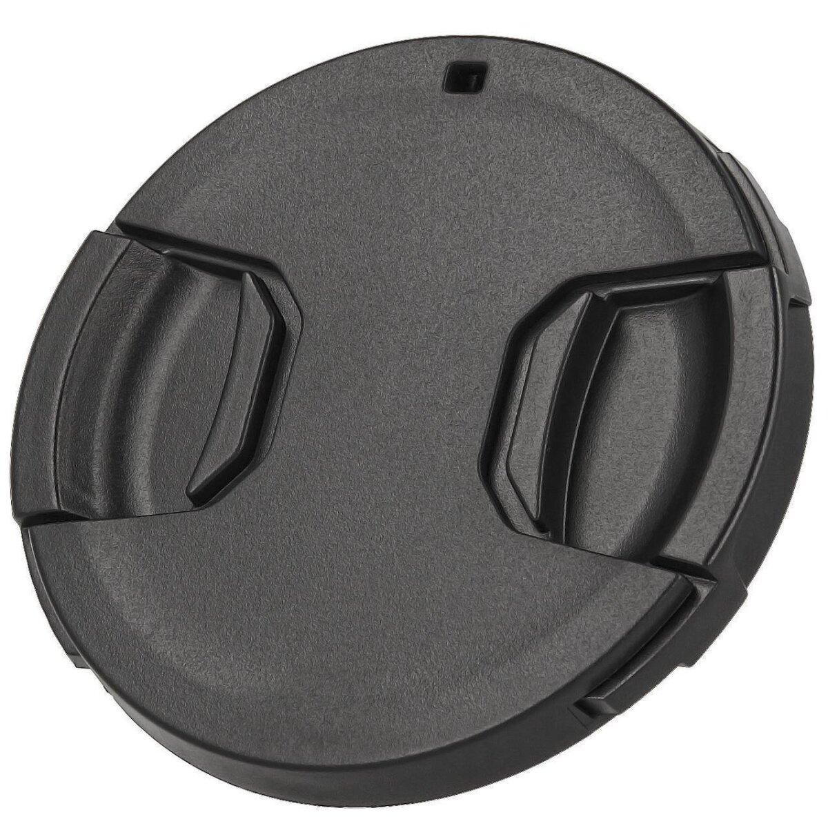 JJC 77mm Schnappdeckel, Objektivdeckel, Frontdeckel mit Innengriff und Schnappfunktion - KLC-77