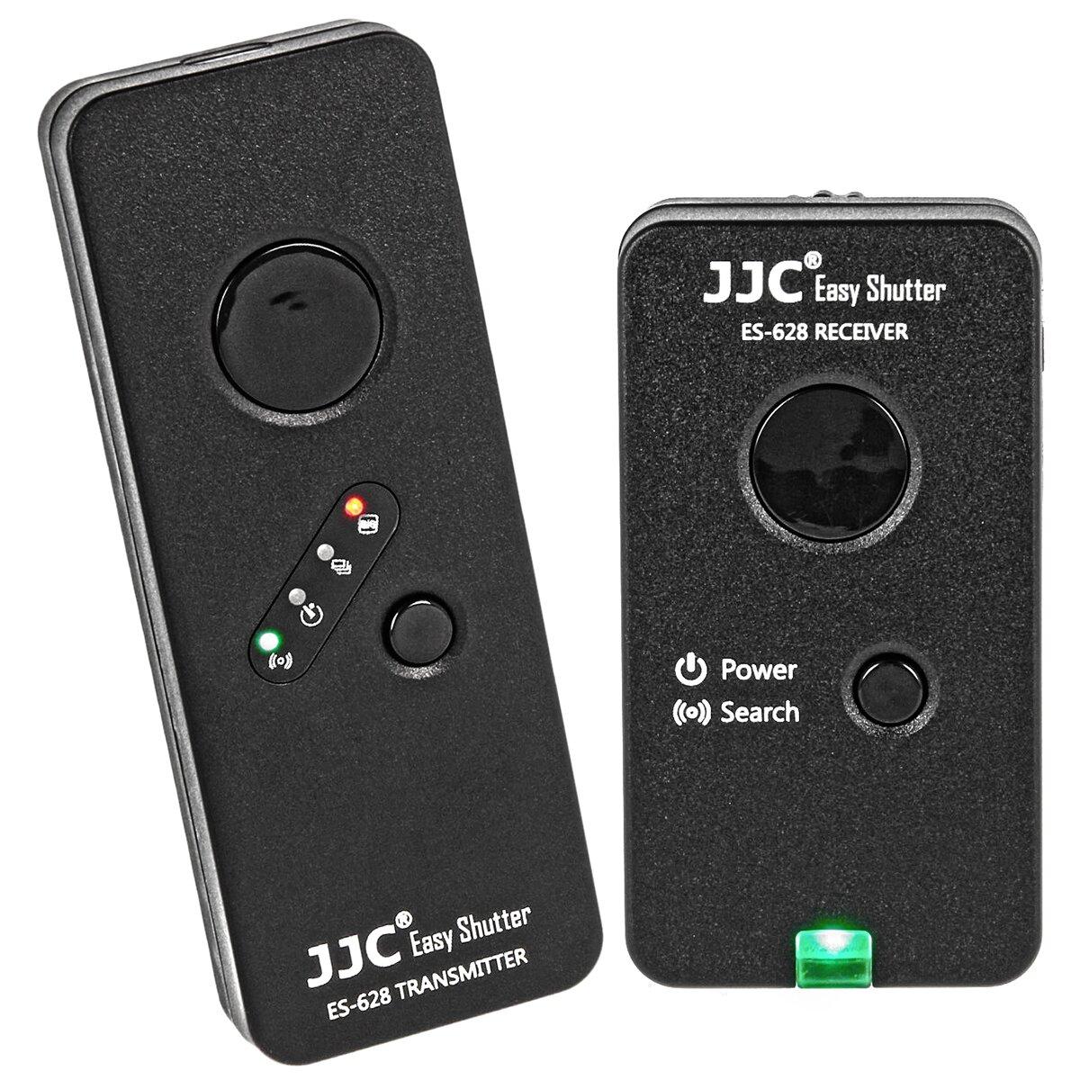 JJC Fernauslöser, Kabelauslöser kompatibel mit Pentax K-70   Fernbedienung 2,4GHz mit 100 Meter Reichweite   ersetzt Pentax CS-310