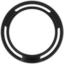 JJC Gegenlichtblende Kompatibel für Panasonic Lumix G 14mm f/2.5 ASPH, 20mm f/1.7 ASPH - LH-46GF