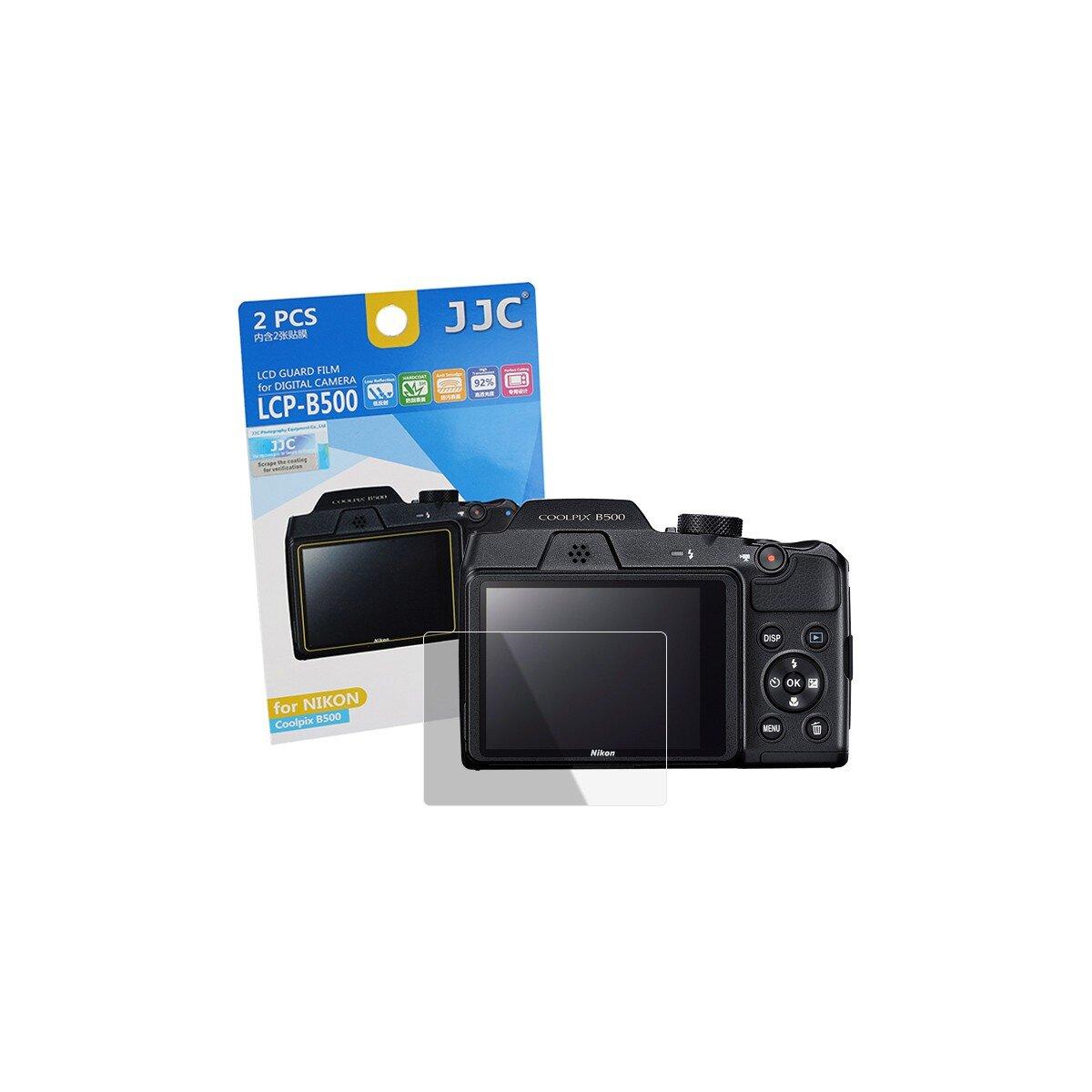 JJC Hochwertiger Displayschutz Screen Protector Displayschutzfolie passend für Pentax K-1
