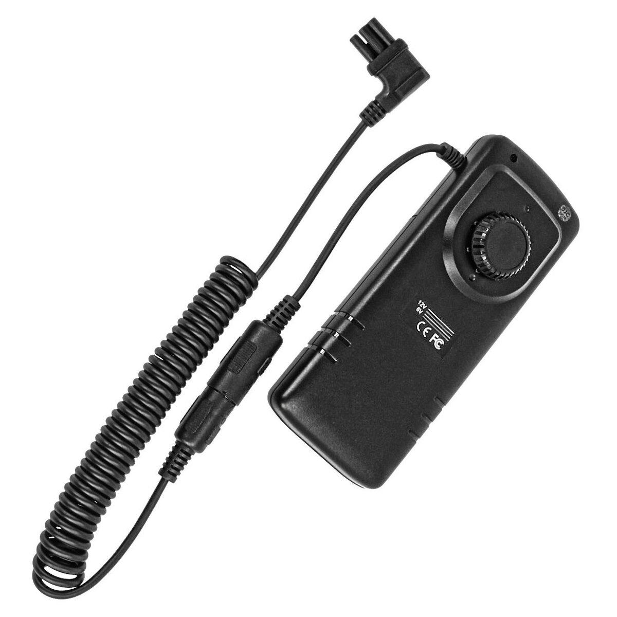 Externes Batteriepack Akkupack kompatibel mit Nikon SB-910,SB-900, SB-5000 Nissin Di866, Di866 Mark II, MG8000 - Ersatz für NIKON SD-9
