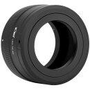 Kiwi LMA-TM-NZ Objektivadapter, Adapterring | Konverter T Bajonett zu Nikon-Z, Kompatibel mit T-Objektive auf Nikon-Z7, Z6 Kameras